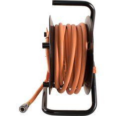 portable Air Hose Reel - 15m, , scaau_hi-res