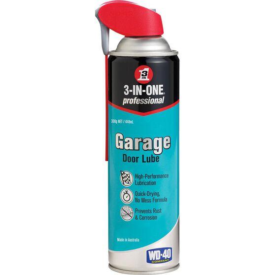 3-IN-ONE Garage Door Lube 311g, , scaau_hi-res