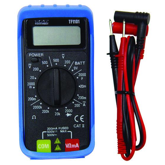Stanley Multimeter - Digital, Pocket, , scaau_hi-res