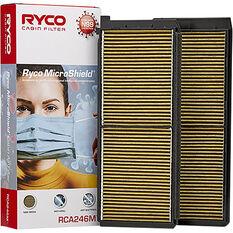 Ryco Cabin Air Filter N99 MicroShield RCA246M, , scaau_hi-res