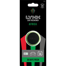 Lynx Vent Mini Air Freshener - Africa, , scaau_hi-res