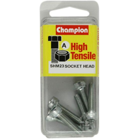 SOCKET HEAD METRIC 6 X 25 CHAMPION*, , scaau_hi-res