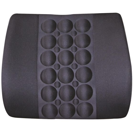 SCA Lumbar Support Cushion - Black Single, , scaau_hi-res