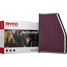 Ryco Cabin Air Filter Microshield RCA149MS, , scaau_hi-res