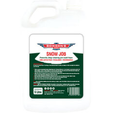 Bowden's Own Snow Job Wash - 5L, , scaau_hi-res