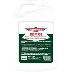 Bowden's Own Snow Job Wash - 5L, , scaau_hi-res