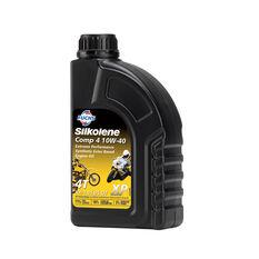 Silkolene Comp 4 XP Motorcycle Oil 10W-40 1 Litre, , scaau_hi-res