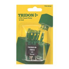 Tridon Mini Relay - 30 AMP, 4 Pin, , scaau_hi-res