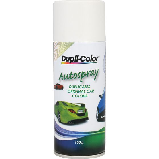 Dupli-Color Touch-Up Paint Vanilla White 150g DST72, , scaau_hi-res