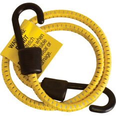 SCA Reflective Bungee Cord - 75cm, Yellow, , scaau_hi-res