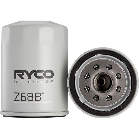 Ryco Oil Filter - Z688, , scaau_hi-res