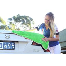 Bowden's Own Big Green Sucker Microfibre Towel, , scaau_hi-res