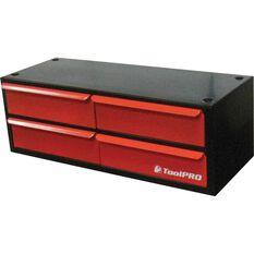 Metal Organiser - 4 Drawer, Stackable, , scaau_hi-res