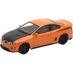 Welly Diecast Model 2005 Pontiac GTO - 1:24 Scale Car, , scaau_hi-res