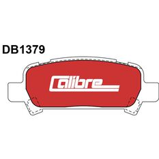 Calibre Disc Brake Pads DB1379CAL, , scaau_hi-res