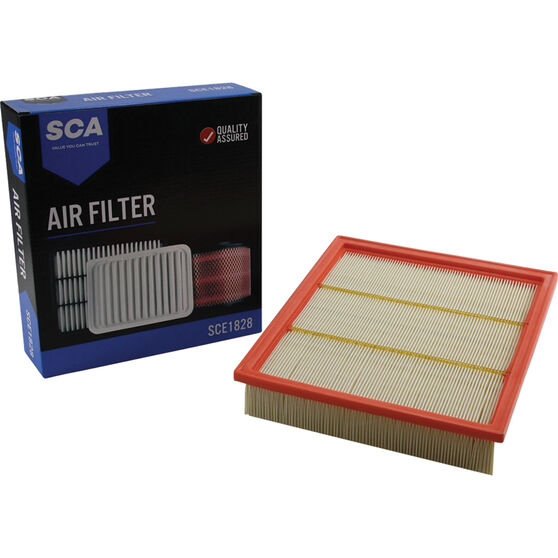 SCA Air Filter - SCE1828 (Interchangeable with A1828), , scaau_hi-res