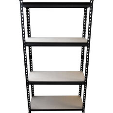SCA 4 Shelf Unit - Powder Coated, 150kg, , scaau_hi-res