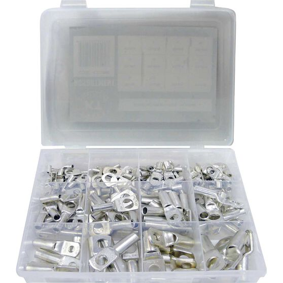 KT Cables Copper Lug Kit - 78 Pieces, , scaau_hi-res