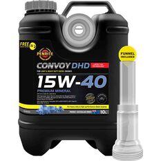 Penrite Convoy DHD Engine Oil 15W-40 10 Litre, , scaau_hi-res