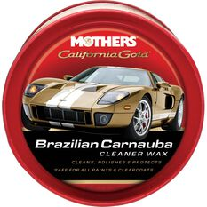 Mothers California Gold Brazilian Carnauba Cleaner Wax - 340g, , scaau_hi-res