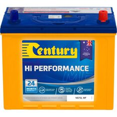 Century Hi Performance 4WD Battery NS70L MF, , scaau_hi-res