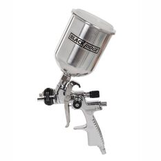 Air Spray Gun Gravity Feed, Pro - 600mL, , scaau_hi-res