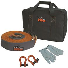 Ridge Ryder 4WD Snatch Kit, , scaau_hi-res
