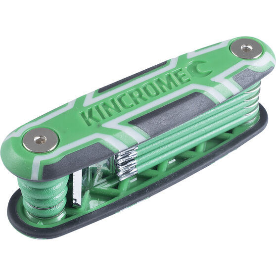 Kincrome Folding TORX Key Set 10 Piece, , scaau_hi-res