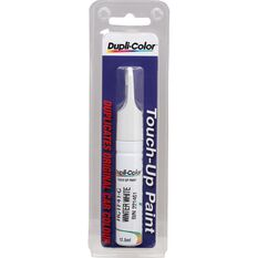 Dupli-Color Touch-Up Paint - Winter White, 12.5mL, , scaau_hi-res