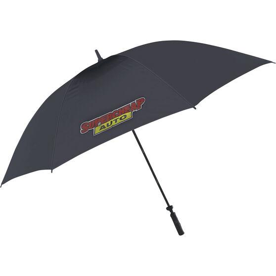 Golf Umbrella Black, , scaau_hi-res