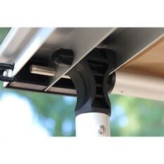 Ridge Ryder Premium 4WD Awning - Rear 1.4 x 2.0m, , scaau_hi-res