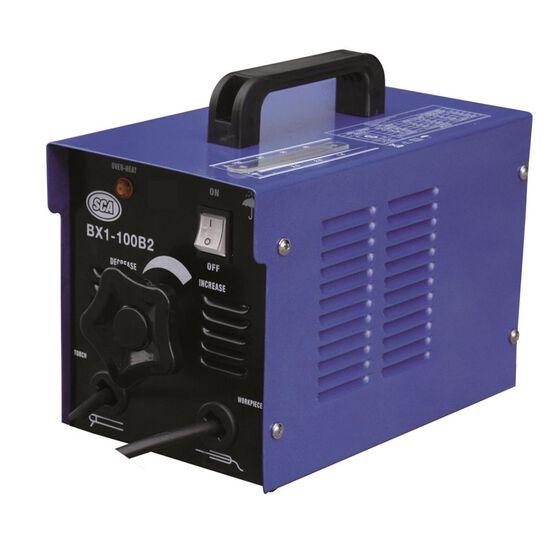 SCA Welder - Arc Transformer, 100 Amp, , scaau_hi-res