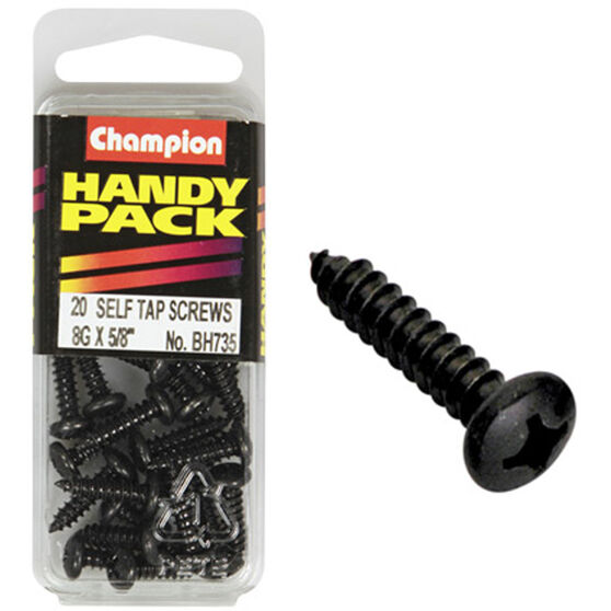 Champion Self Tapping Screws - BH735, , scaau_hi-res