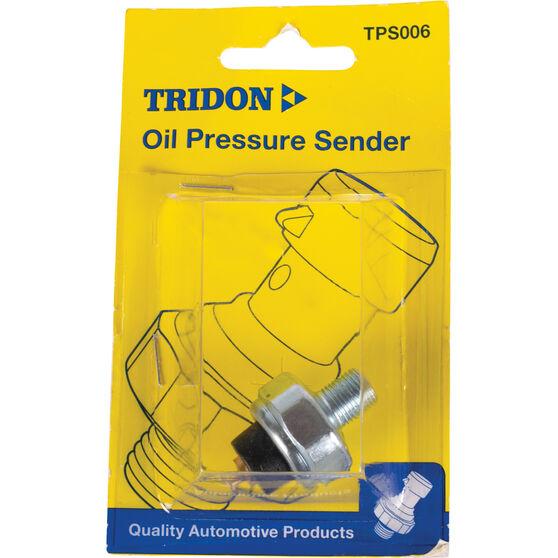 Tridon Oil Pressure Sender - TPS006 | Supercheap Auto