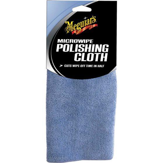 Meguiar's Microwipe Polishing Cloth - 400 x 400mm, , scaau_hi-res