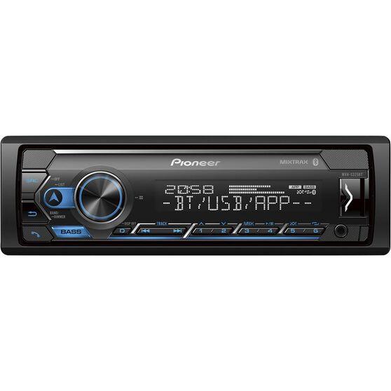 Pioneer Digital Media Player With Bluetooth MVH-S325BT, , scaau_hi-res