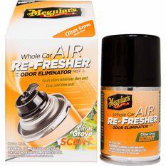 Meguiar's Air Re-Fresher - Citrus Grove, 57g, , scaau_hi-res
