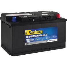 Century Hi Performance Car Battery DIN75LH MF, , scaau_hi-res