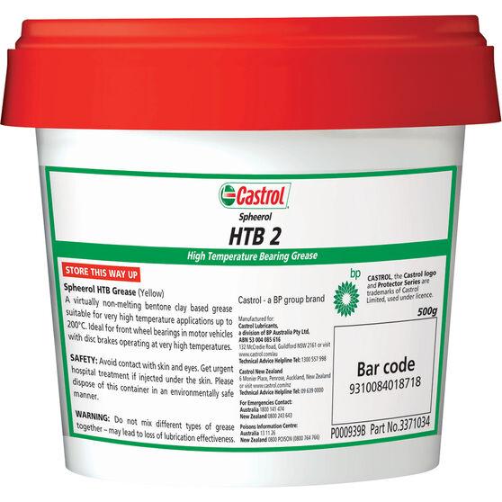 Castrol Spheerol HTB 2 Grease Tub 500g, , scaau_hi-res