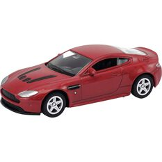 Welly Diecast Model Deluxe Racer - 1:60 Scale Car, , scaau_hi-res