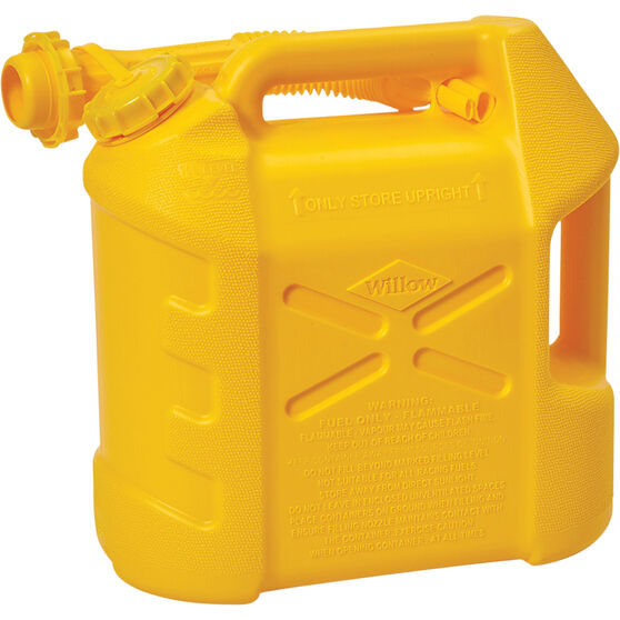 Willow Diesel Jerry Can - 10 Litre, , scaau_hi-res
