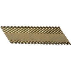 Air Framing Nail, Galvanised Steel - 50mm, 1000 Pack, , scaau_hi-res