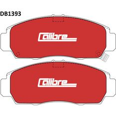 Calibre Disc Brake Pads DB1393CAL, , scaau_hi-res