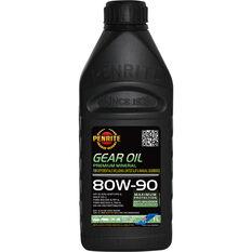 Penrite Gear Oil - 80W-90, 1 Litre, , scaau_hi-res