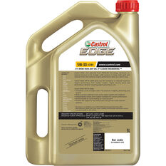 Castrol EDGE Engine Oil 5W-30 5 Litre, , scaau_hi-res