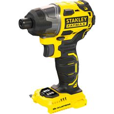 Stanley FatMax Brushless Impact Driver Bare Unit - 18V, , scaau_hi-res