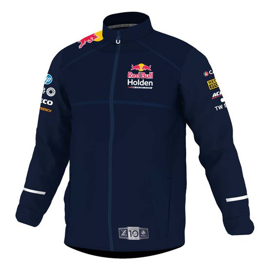 Red Bull Holden Racing Team Men's 2020 Track Jacket, Navy, scaau_hi-res