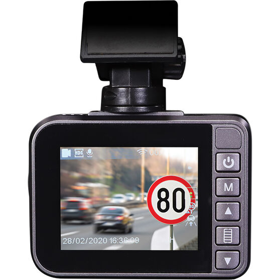 Gator 2K Dash Cam with WIFI, GPS and SSR, , scaau_hi-res