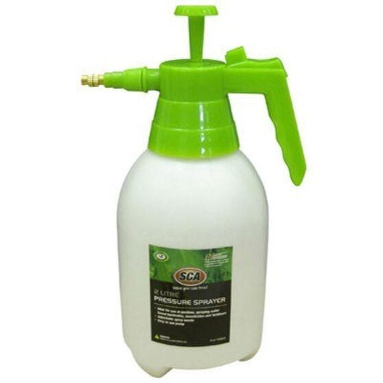 SCA Garden Pressure Sprayer - 2 Litre, , scaau_hi-res