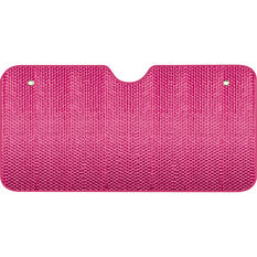 Bubble Sunshade - Pink, Accordion, Front, , scaau_hi-res